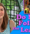 Do NOT Follow the Leader – Be Yourself
